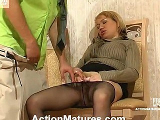 Horny mother i'd like to fuck longing for a feel of a live knob in her hungry mouth and muff