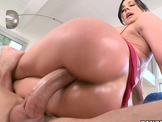 This week on BigTitCreampie we have the pleasure of watching Kendra Craving get her cum-hole beat from each angle possible. Chris is one favourable guy, and this guy takes full advantage of the sexy Mother I'd Like To Fuck. Kendra Craving is sexy and aged. That Babe has massive moist pantoons, and round butt that is just made to take up with the tongue from the behind. After watching her get fucked in each position possible Chris gives her the the BangBros specialty. Have A Fun