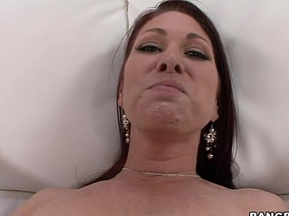 We have the infamous Tiffany Mynx in the abode this day. Now if u have at no time heard of her your unequivocally lost, rotfl. This Honey unequivocally likes to fuck and that babe completely can't live without to put large things in her a-hole. So I invited my homie and his large dick over to pound her good pretty anal opening to sleep. Let me tell u that if anyone is getting put to sleep its my guy, haha. This Honey knows exactly what to do and what to say and the flawless time when to say it to make u unequivocally bust a load. that babe is a ideal definition of a professional porn star.
